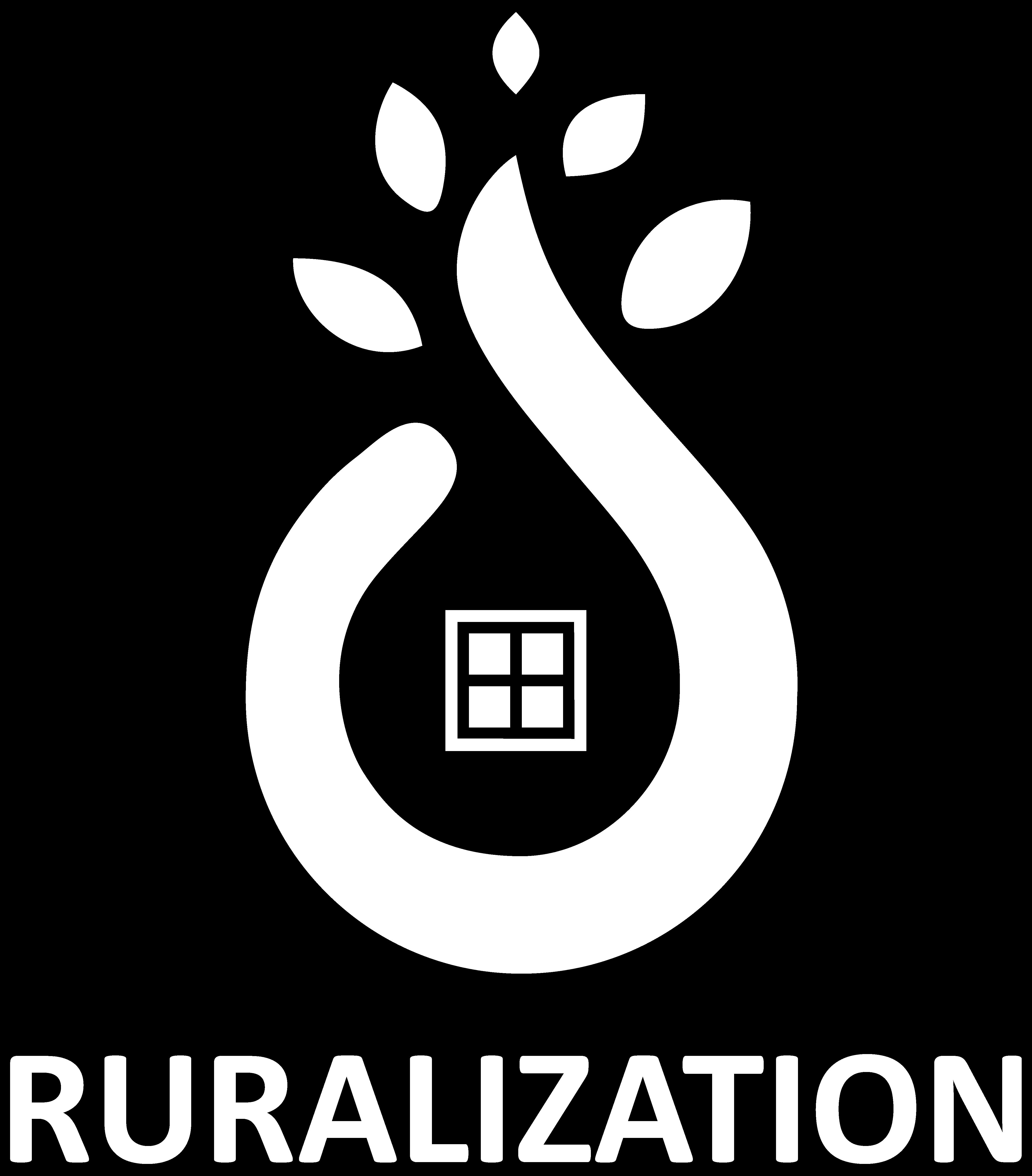 RURALIZATION - Logo_blanco